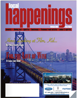 February March 2011 Local Happenings Magazine