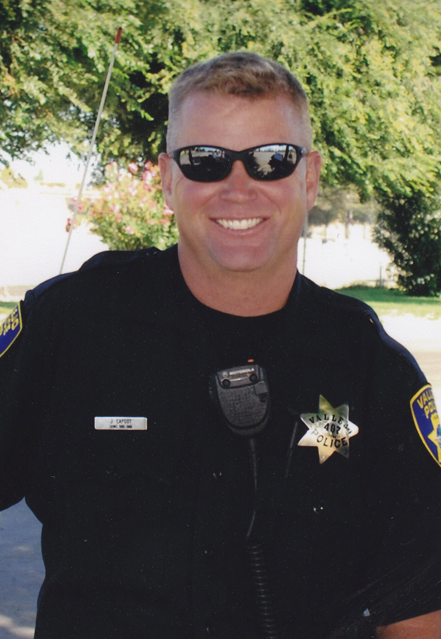Solano – Officer Jim Capoot