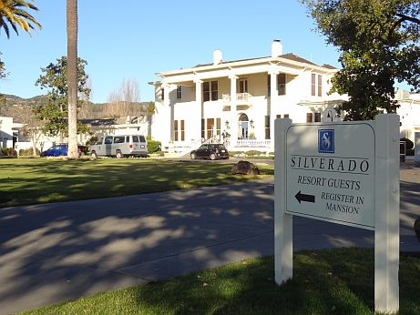 Napa – Silverado Resort and Spa