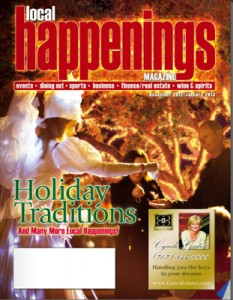 December January 2012 - 2013 Local Happenings Magazine