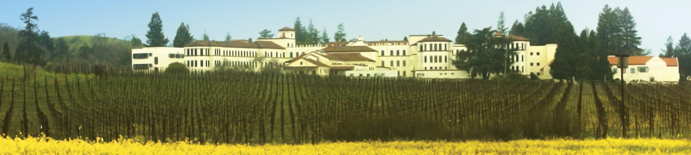 Yountville Summer: The Veterans Home of California at Yountville