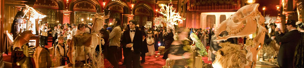 An Eccentrically Whimsical Ball of Imagination and Wonderment; The Edwardian Ball celebrates its 15th annual celebration