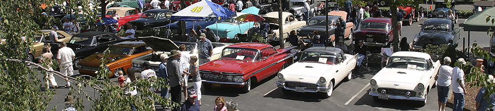 Classic Autos Cruise into Napa Valley for Father's Day