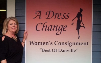 A Dress Change Consignment