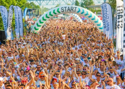 The Color Run - Start Line