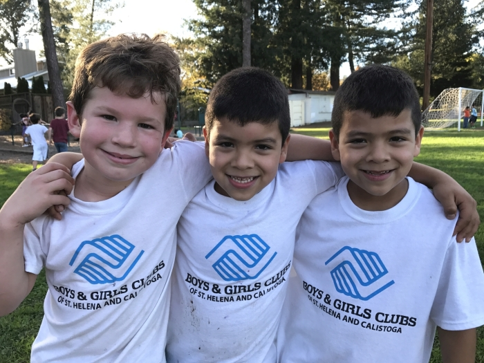 Humanitarian - St Helena Boys and Girls Club - Napa