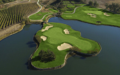 Golf Course – Napa